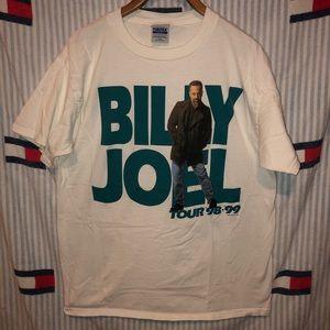 Vintage billy Joel 98/99 tour tee